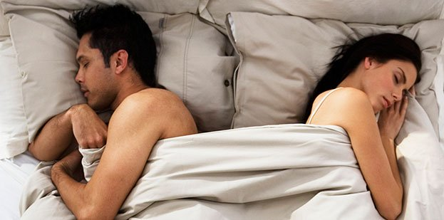 Sharing a bed could actually be costing you precious hours of peaceful rest.