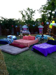 movie-night-bithday-party