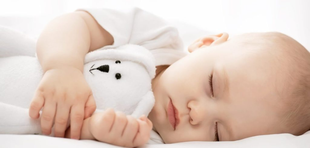 Allergies can keep your child awake, and thus interrupt your sleep as well as his or her own. Best to buy a bed that is made of the right materials.