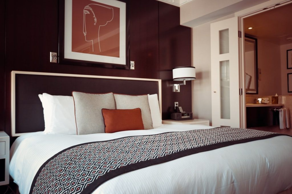 Take inspiration from these bedroom trends.