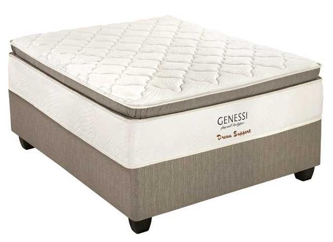 Genessi queen size bed