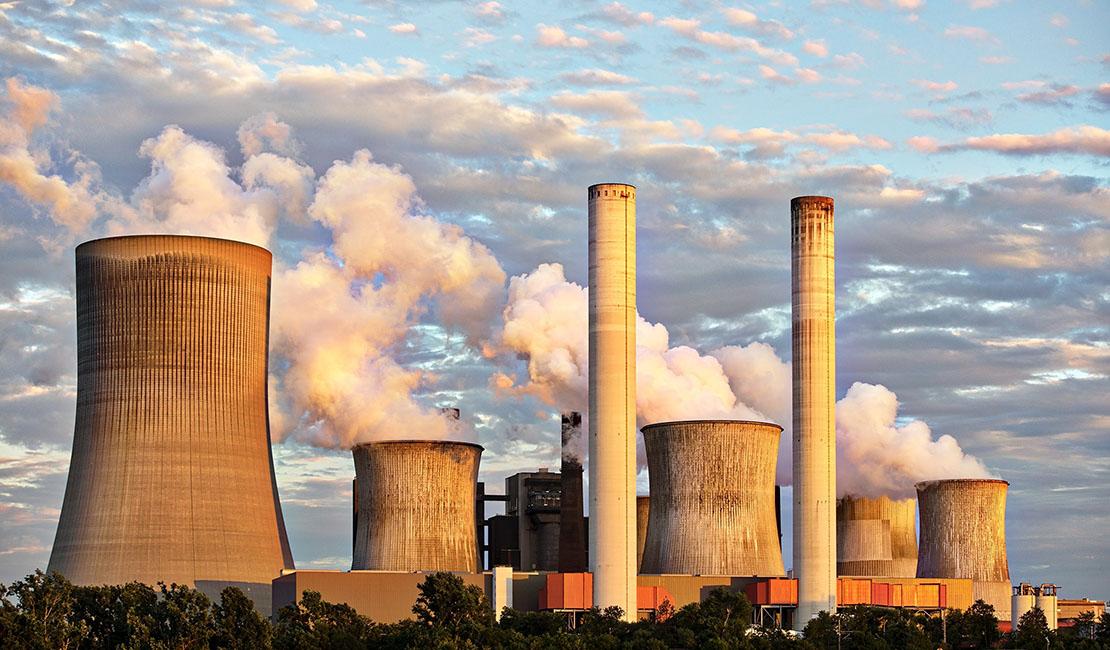 factories, smoke