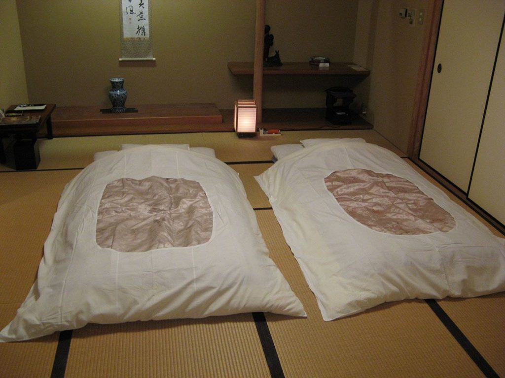 Traditional Futon Bed