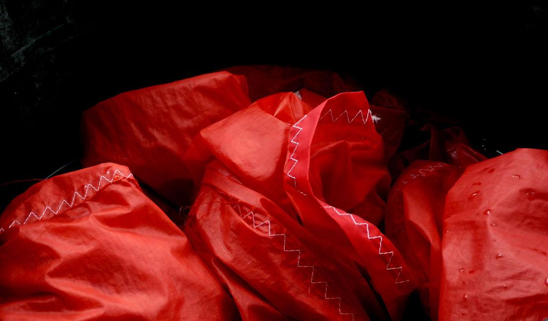 Trash bags for decluttering