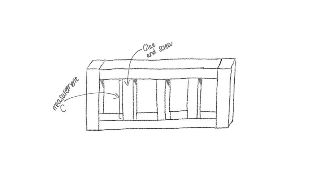 upholstered headboard frame