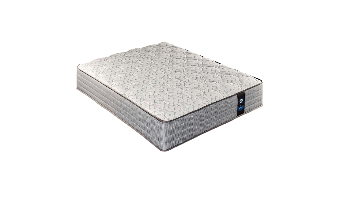 Sealy mattresses, like the Sealy Ponto in this picture, are of superior quality.