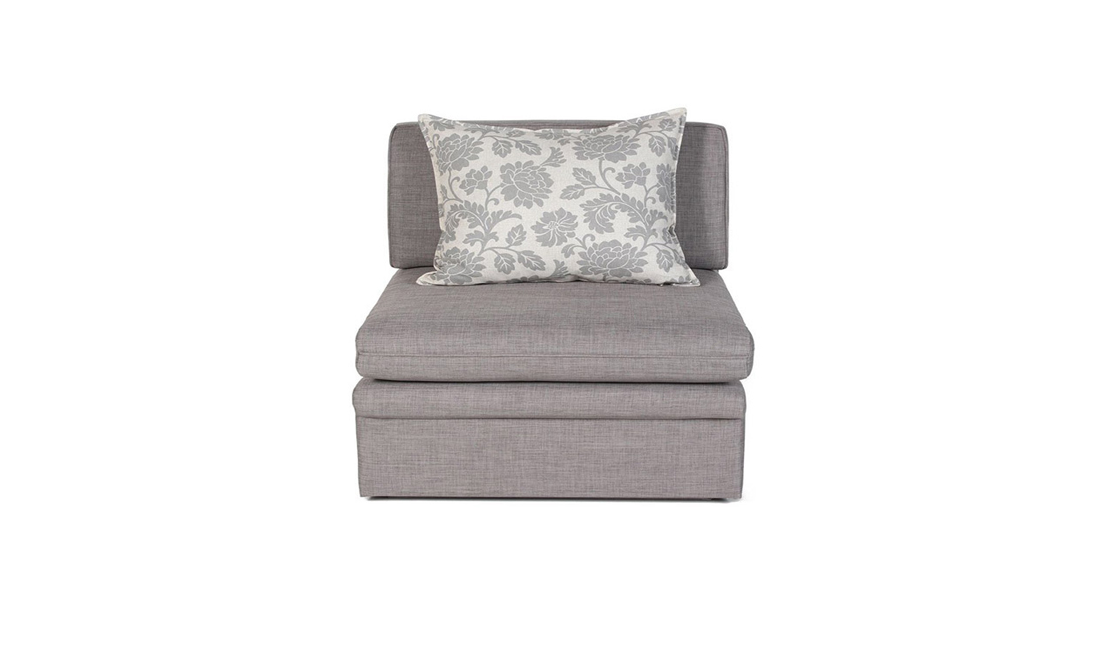 Single sleeper couches are perfect for small apartment living.