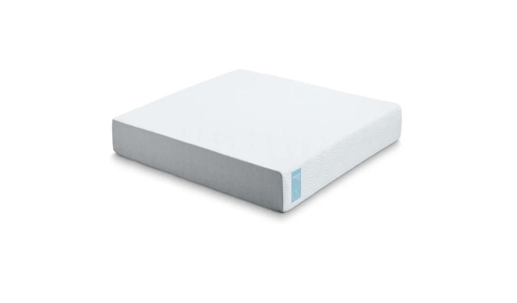 Tempur Micro-Tech mattress.