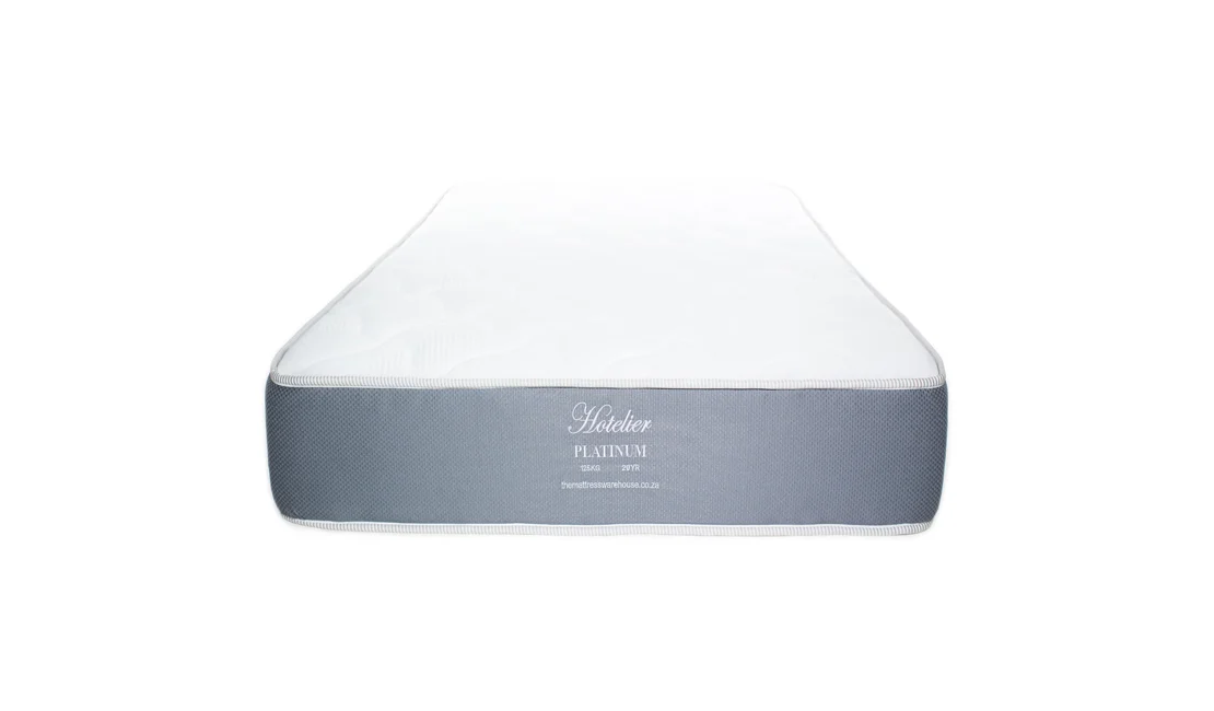 The Hotelier Platinum is one of the best affordable mattresses for sale out there.