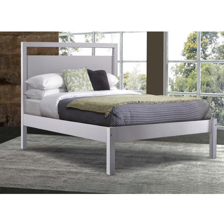 Cayman Bed (Graphite) - Queen Bed