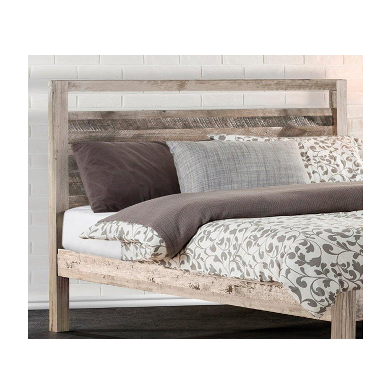 Cayman Headboard (Driftwood) - King