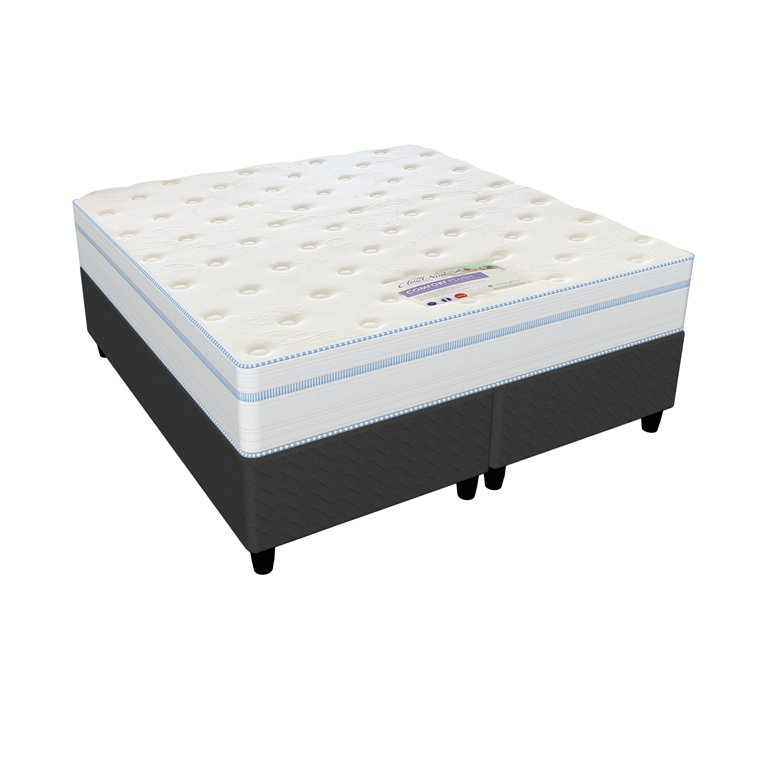 Cloud Nine Comfort Plush - King Bed