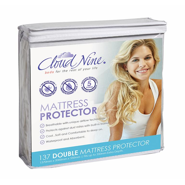 Cloud Nine Mattress Protector - Double