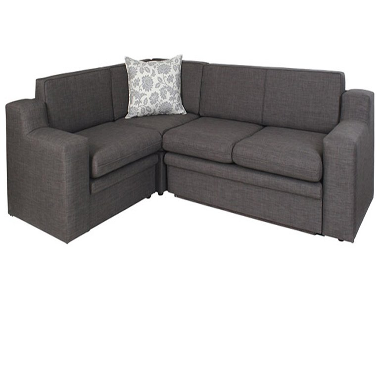 Delft 3pc Sleeper Couch (Single, Corner, Double)