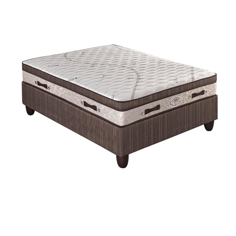 Edblo Mocha - Three Quarter Bed