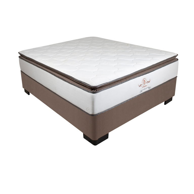 Fabbro Grand Elegance Twin Pocket - Double XL Bed