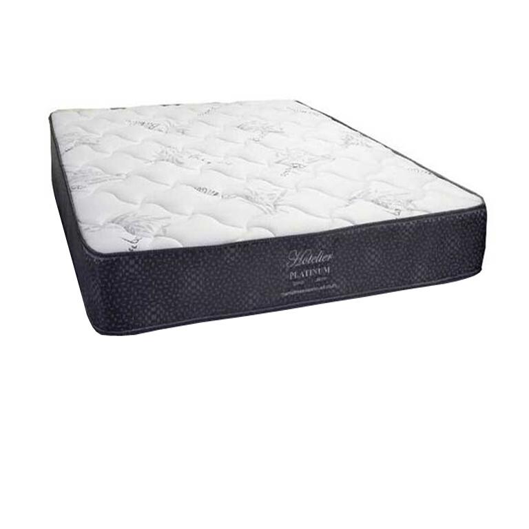 Universe Bedding Hotelier Platinum - Three Quarter Mattress
