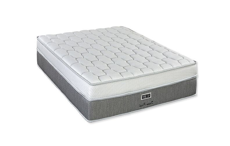 Genessi Dream Plush - Single Mattress
