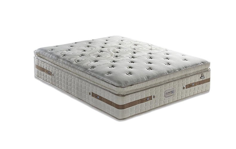 Sealy Posturepedic Serowe Gel Plush Pillow Top - Double Mattress
