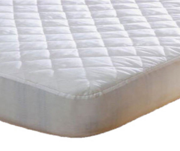 Quilted Mattress Protector - Single