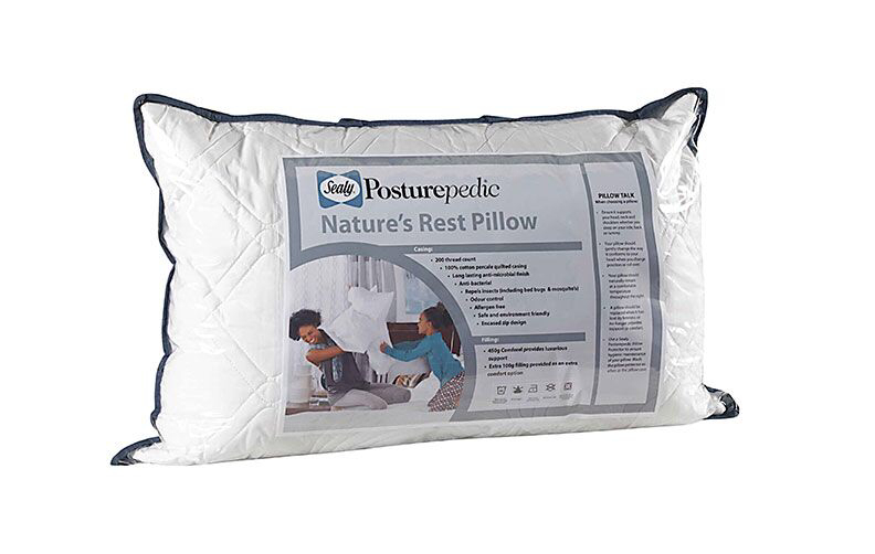 Sealy Nature's Rest Pillow - Standard