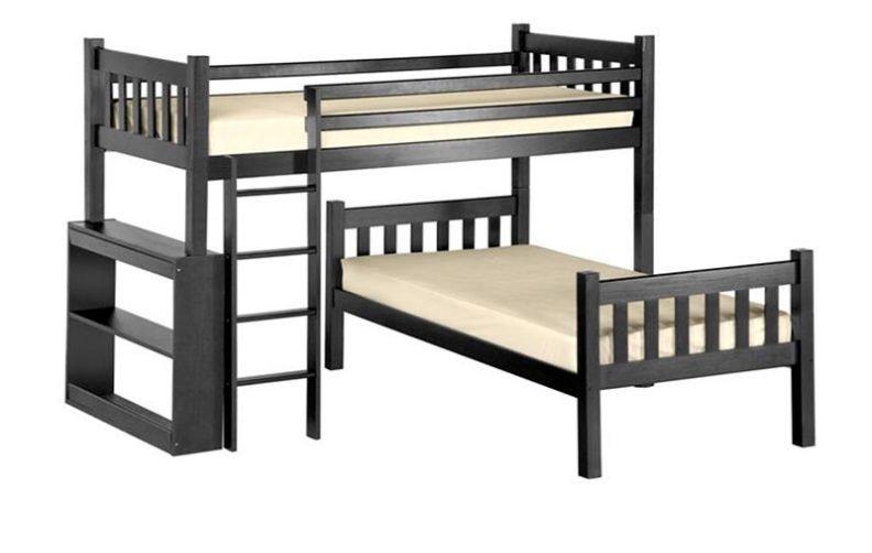 Charlene L-Shape Bunk Bed