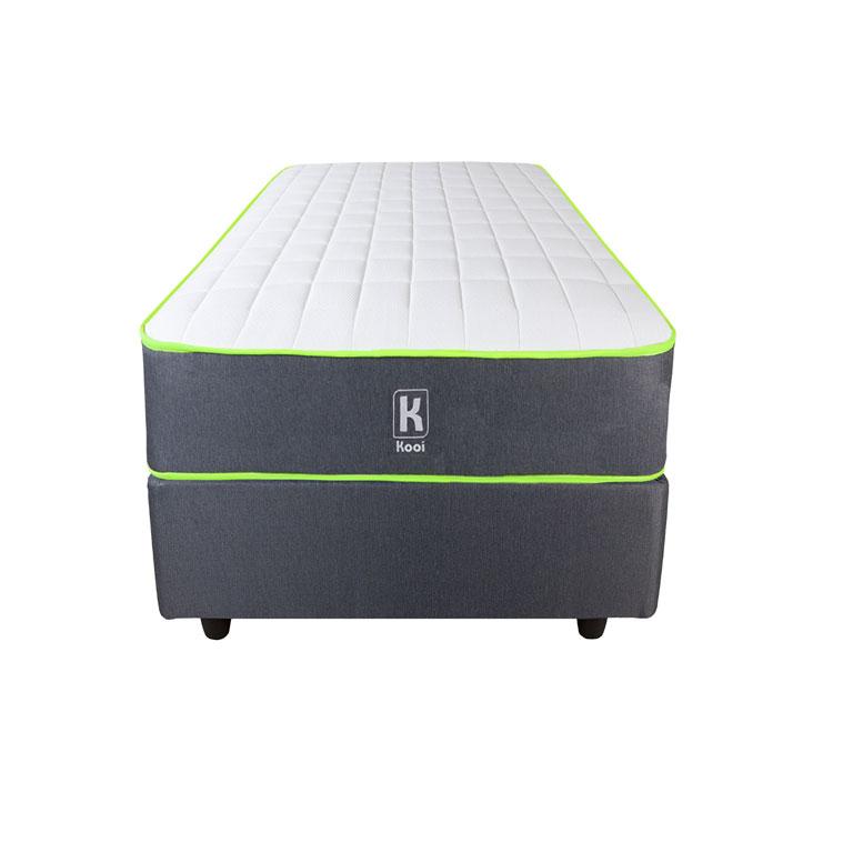 Kooi Superior Pocket Medium - Three Quarter Bed