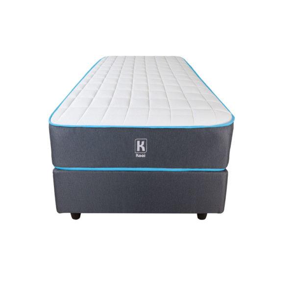 Kooi Superior Pocket Plush - Three Quarter Bed