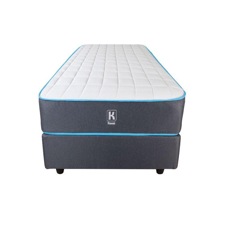 Kooi Superior Pocket Plush - Three Quarter XL Bed