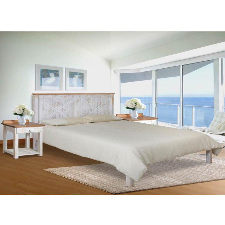 Nautical Bed (Combo) - Queen Bed