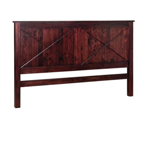 Nautical Headboard (Chestnut) - Double