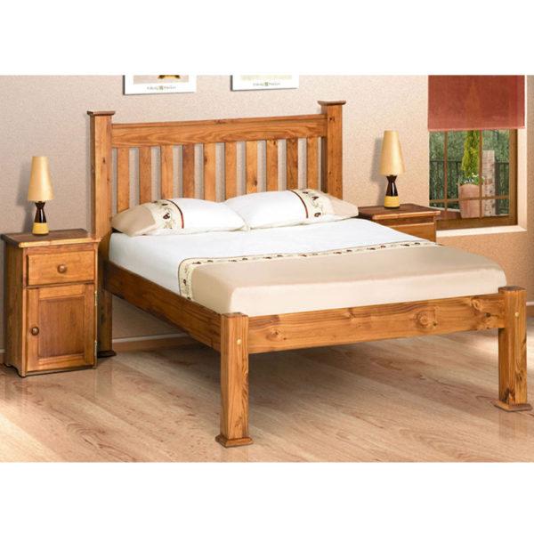 Nottingham Bed (Oregon) - Three Quarter Bed