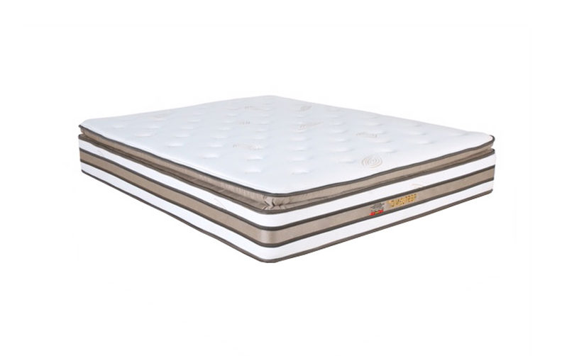 Restonic Orthozone Pillow Top - Queen Mattress