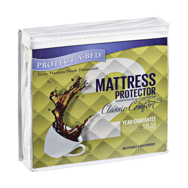 Protect·A·Bed Classic Comfort Mattress Protector - Single