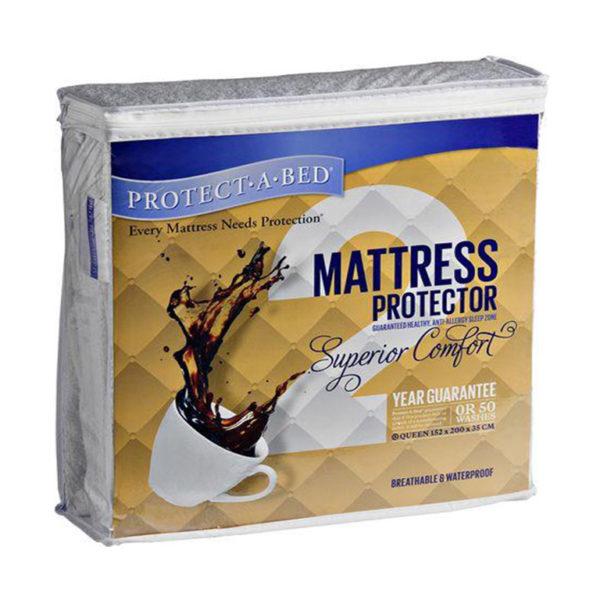 Protect·A·Bed Superior Comfort Mattress Protector - Three Quarter