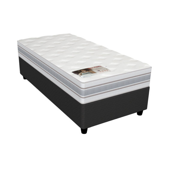 Rest Assured MQ10 - Three Quarter XL Bed