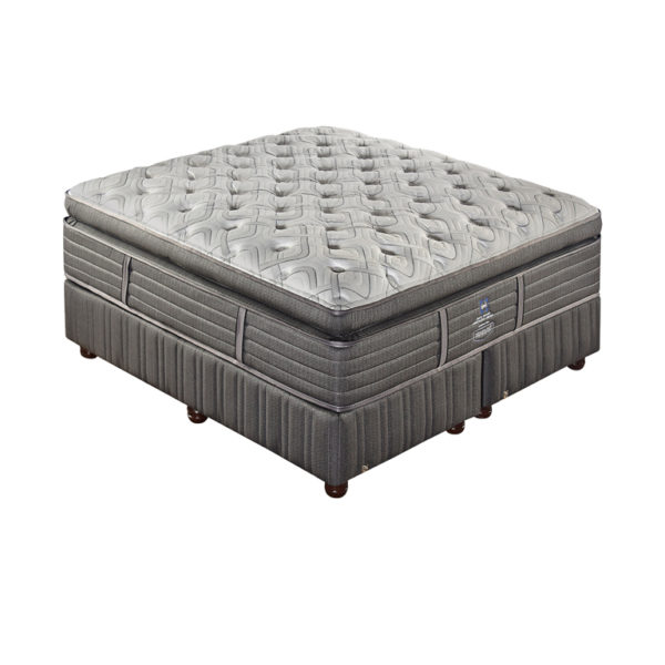 Sealy Crown Jewel Lindsay Plush King Bed