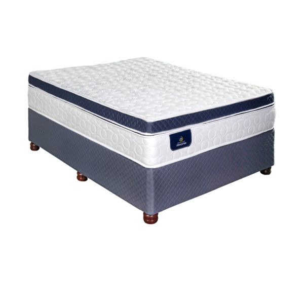 Serta Pinnacle Bed