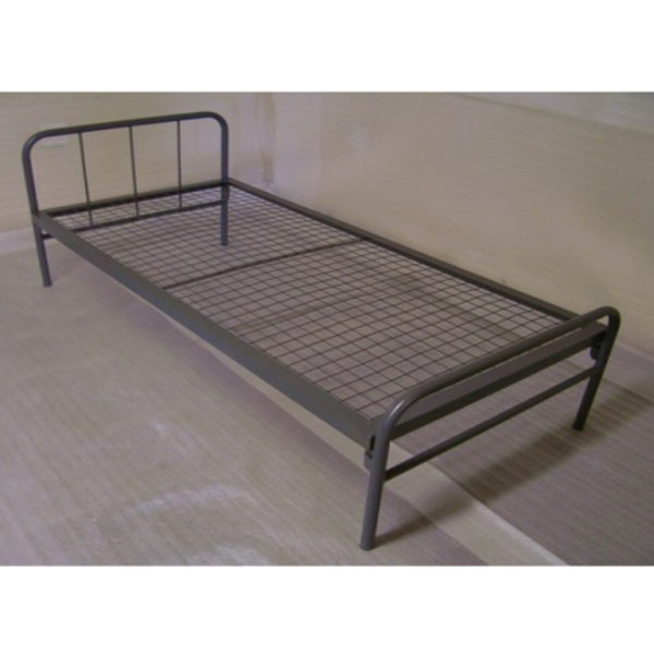 Steel Bed - Single Bed