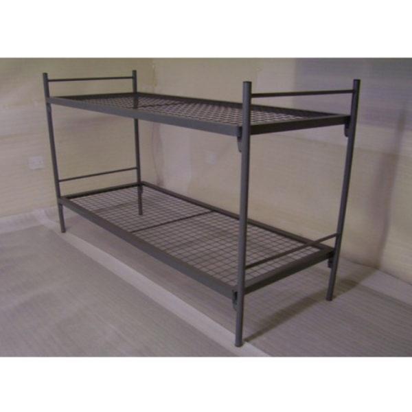 Steel Double Bunk Bed