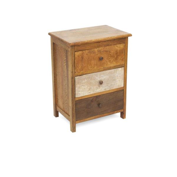 Sumatra Pedestal - 3 Drawer