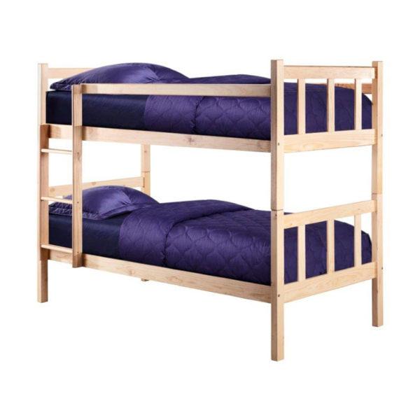 Taryn Bunk Bed (Natural)