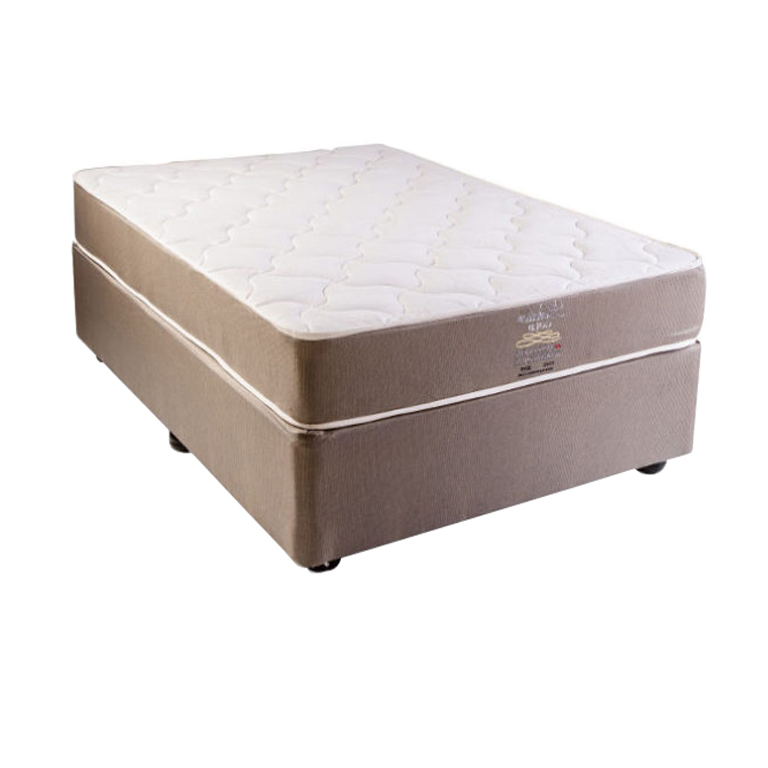 Universe Bedding Hotelier Gold - Queen Bed
