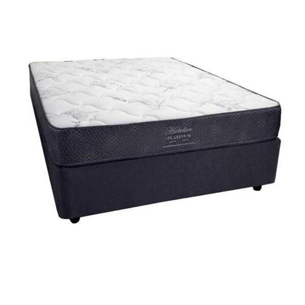 Universe Bedding Hotelier Platinum - Queen XL Bed