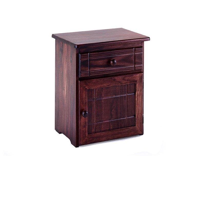 Windsor Door & Drawer Pedestal (Chestnut)