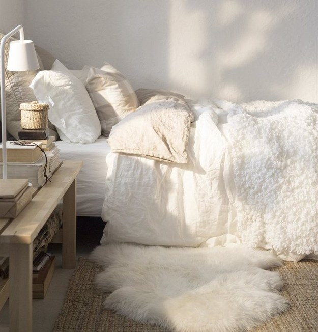 Six ways to make your bed cosy