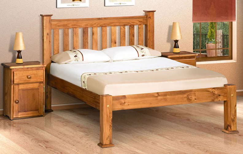 Nottingham Bed (King Bed)