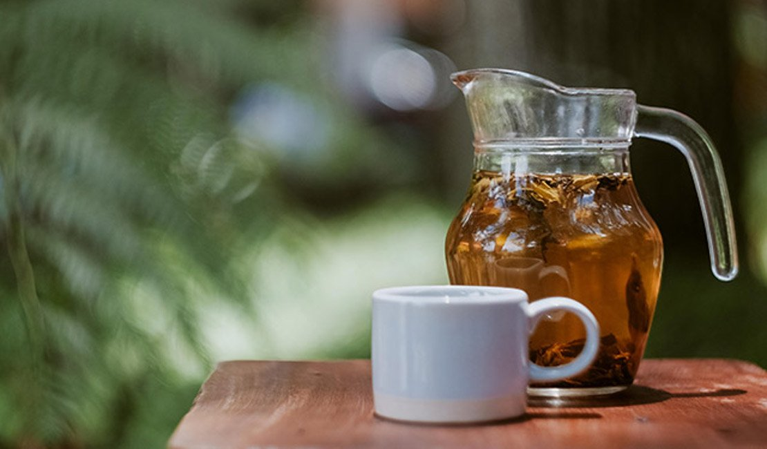 Chaga tea can substitute for coffee! Drink tea every day!