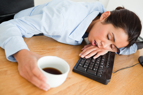 If you are feeling tired day after day at work, but you can't seem to place your finger on why you should be feeling this way, the problem might be that you are snoring.