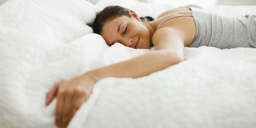Find that type of bed that gives you the best amount of sleep by trying out your options.